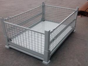 折叠式料箱-吊挂式料箱