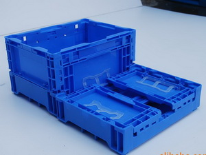 折叠塑料周转箱